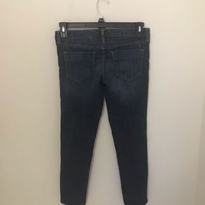 Mossimo Low-Rise Skinny Jeans